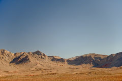 pożarnicza krajobrazowa dolina Zdjęcie Stock