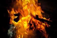 Pożarnicza tekstura Zdjęcia Royalty Free