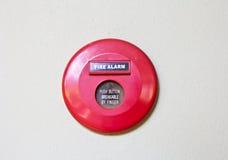 Pożarniczy alarm Zdjęcie Royalty Free