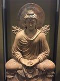 Pożarniczy Buddha Zdjęcie Royalty Free