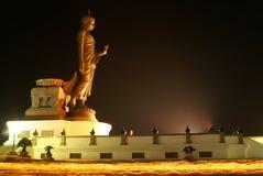 pożarniczy Buddha iv Obraz Royalty Free