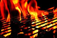 pożarniczy grill Zdjęcie Royalty Free