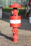 Pożarniczy Hidrant Zdjęcia Stock