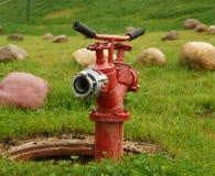 pożarniczy hydrant Zdjęcie Stock