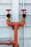 Pożarniczy hydrant Fotografia Royalty Free