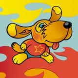 Pożarniczy pies Fotografia Royalty Free