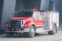 Pożarniczy silnik Fotografia Stock
