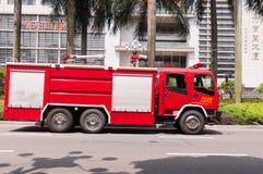 Pożarniczy silniki Zdjęcie Royalty Free