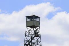 Pożarniczy zegarka wierza przy Tucker wzgórza dnia Use terenem w Floryda Obraz Stock