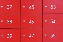 PO BOX Foto de archivo libre de regalías