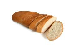 Pão branco Fotografia de Stock Royalty Free