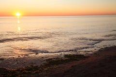 Po Chioggia λιμένας ποταμών Στοκ Εικόνες