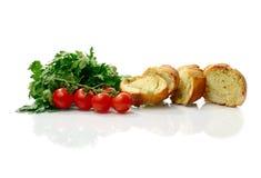 Pão de alho Imagem de Stock Royalty Free