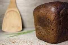 Pão de centeio preto Fotografia de Stock Royalty Free