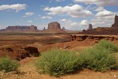 po drugie monument valley zdjęcia. Zdjęcie Stock