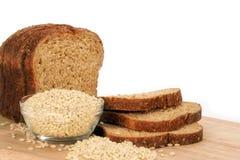 Pão e cevada Foto de Stock Royalty Free