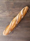 Pão francês do baquette Imagem de Stock Royalty Free