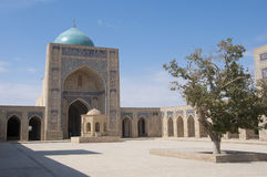 Po-i-Kalyan mosque. Bukhara Royalty Free Stock Photo