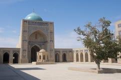 Po-i-Kalyan mosque. Bukhara. Uzbekistan Royalty Free Stock Photo
