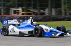 Po Indycar αγώνας Στοκ εικόνες με δικαίωμα ελεύθερης χρήσης