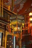 Po Lin μοναστήρι Στοκ Εικόνες