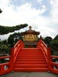 Po Lin Monastery, Hong Kong Stock Photo