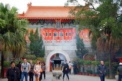 Po Lin Monastery Stock Image