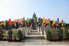 Po Lin Monastery in Hong Kong Stock Image