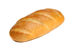 Pão longo do naco Fotos de Stock