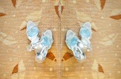 Poślubia buty Obraz Royalty Free