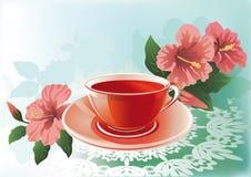Poślubnik herbata Obrazy Stock