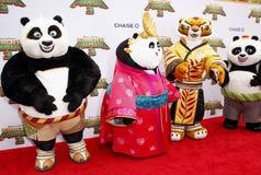 Po, Mei Mei, τίγρη και Bao Στοκ φωτογραφία με δικαίωμα ελεύθερης χρήσης