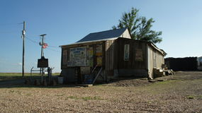 Po' Monkey's juke joint in Merigold, Mississippi. Stock Image