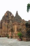PO Nagar dans Nha Trang Photos libres de droits