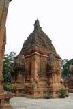Po Nagar en Nha Trang Imagen de archivo libre de regalías