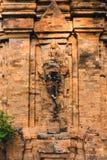 Po Ngar Cham πύργοι σε Nha Trang Στοκ εικόνες με δικαίωμα ελεύθερης χρήσης