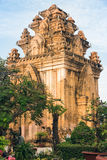 Po Ngar Cham πύργοι σε Nha Trang Στοκ Εικόνα