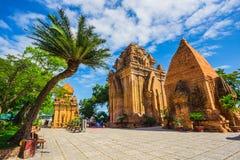 Free Po Ngar Cham Towers In Nha Trang, Vietnam Stock Image - 49734901