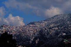Po opadu śniegu Fotografia Stock