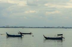 Połowów barfges Zdjęcie Stock