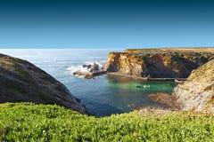 Połowów skunery w Portugalia Obrazy Royalty Free