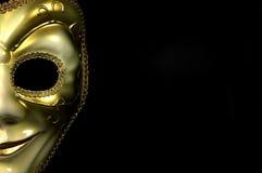 połowa maska zdjęcia royalty free