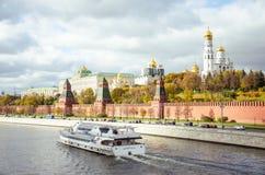 po południu 2005 obszaru czerwonym Kremla lato Fotografia Stock