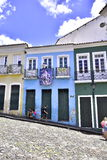 Po prostu Brazylia Pelourinho miasto Salvador obraz royalty free