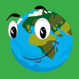 Po prostu kreskówki planeta Zdjęcie Royalty Free