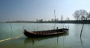 Po River Royalty Free Stock Images
