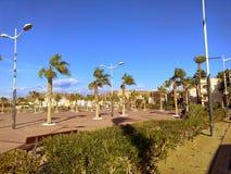 Południe Spain, krajobraz Obrazy Stock