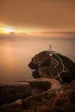Południe Sterty Latarnia morska Zdjęcie Stock