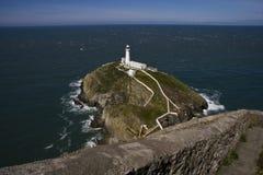 Południe sterty latarnia morska Obrazy Royalty Free
