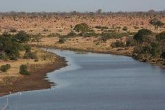 Południowa Afryka krajobraz Fotografia Royalty Free